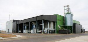 Gamybinis pastatas Kėdainiuose, Biochemikų g.
