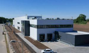 Makaronų gamykla Alytuje