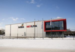 HETLITA gamybinis pastatas
